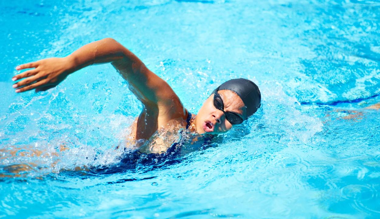 Úszónap a nyárra
