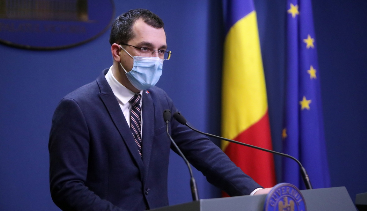 Voiculescu: a Victor Babeş kórház mobil intenzív terápiás egysége eleget tesz a követelményeknek