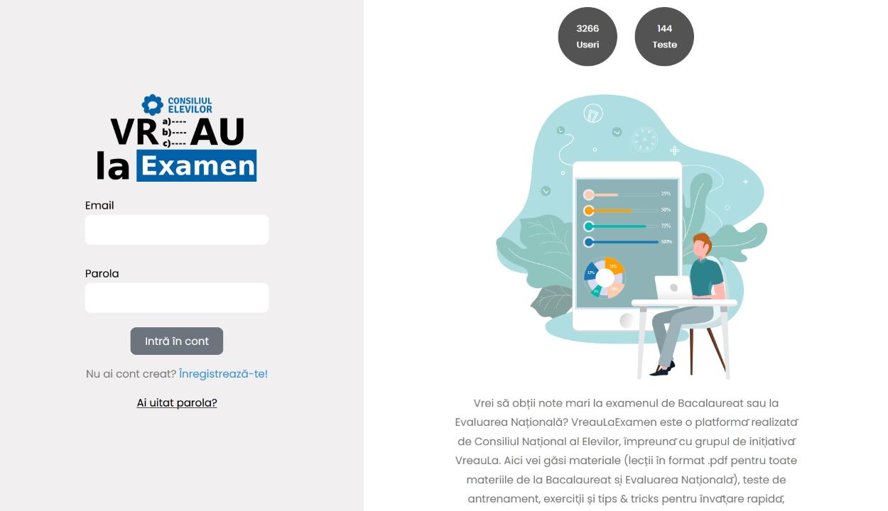 Online érettségi felkészítő platformot indítottak maguknak a diákok