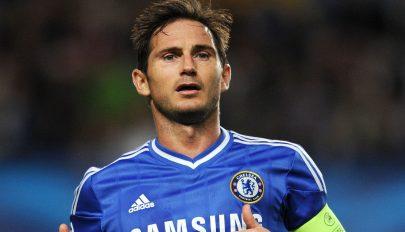 Lampard a Hírességek Csarnokában