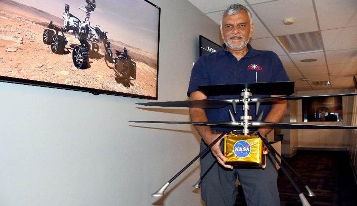Megbízható segédeszköz a Marson