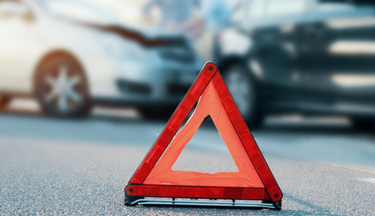 Három autót rongált meg egy ittas sofőr