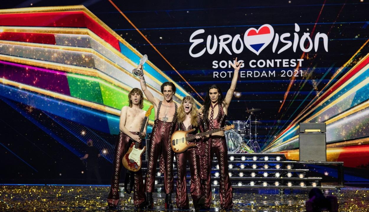 Olaszország nyerte az Eurovíziós Dalfesztivált