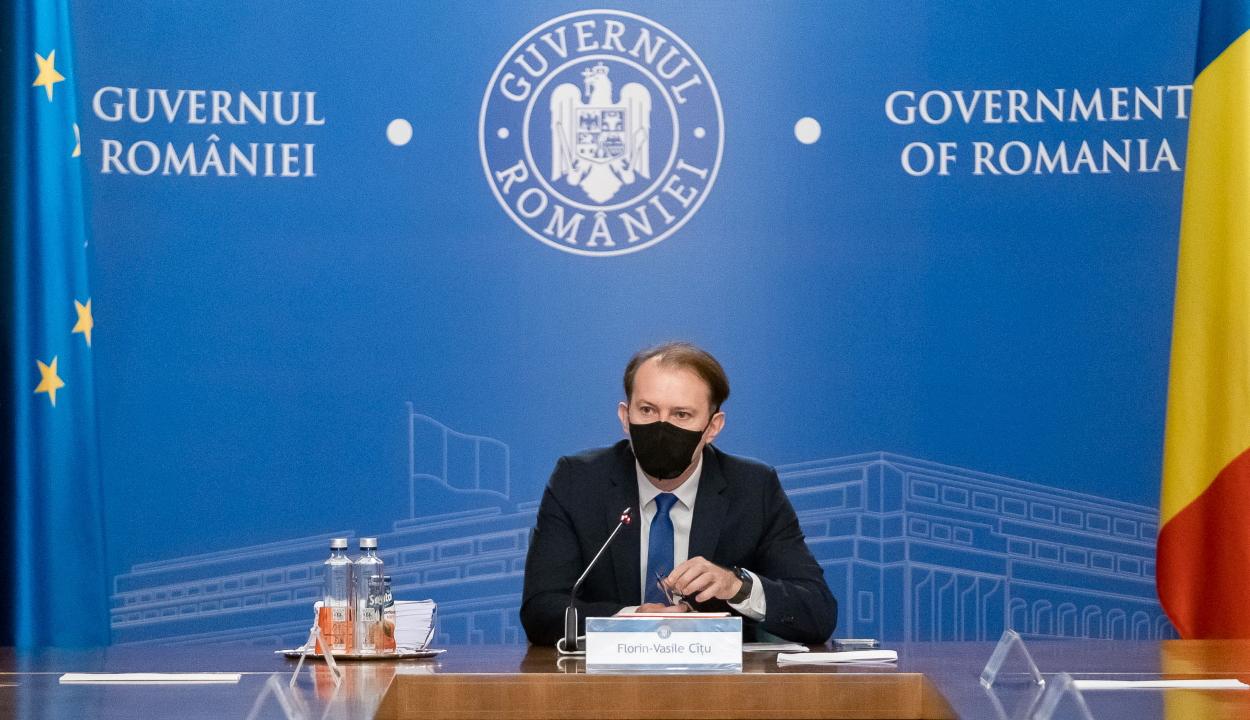 Cîțu: Románia a teljes összeget lehívja az uniós helyreállítási alapból