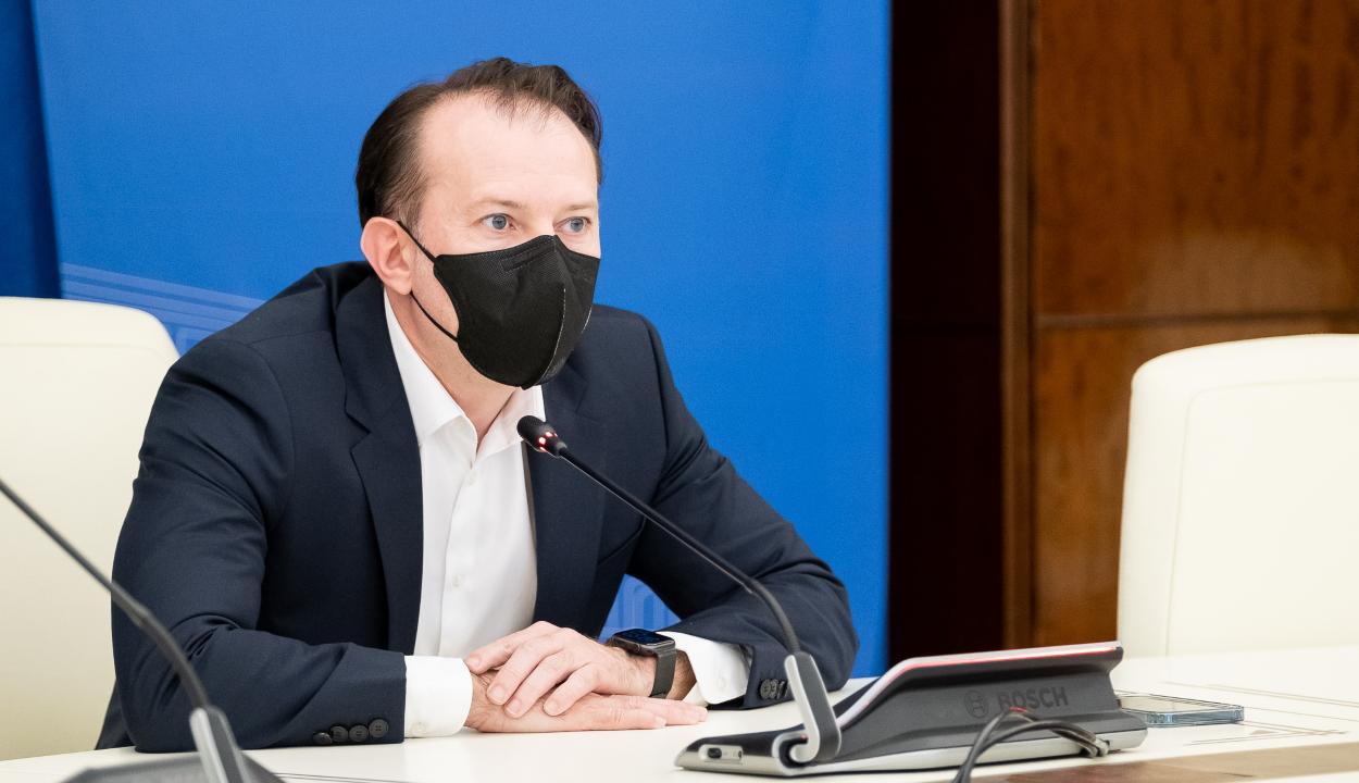 Cîțu: ha az USR akarja, megnézhetjük, hogy milyen formában tudjuk helyreállítani a koalíciót