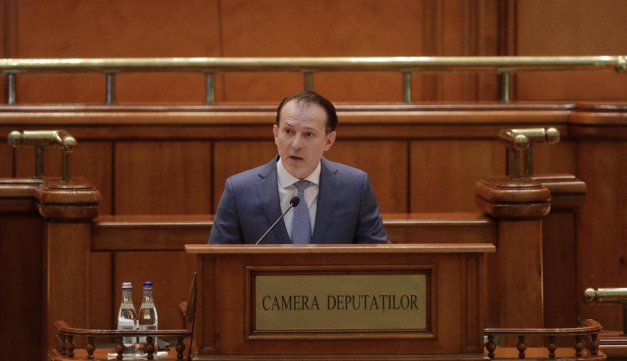Megkezdődött az országos helyreállítási terv bemutatása a parlamentben
