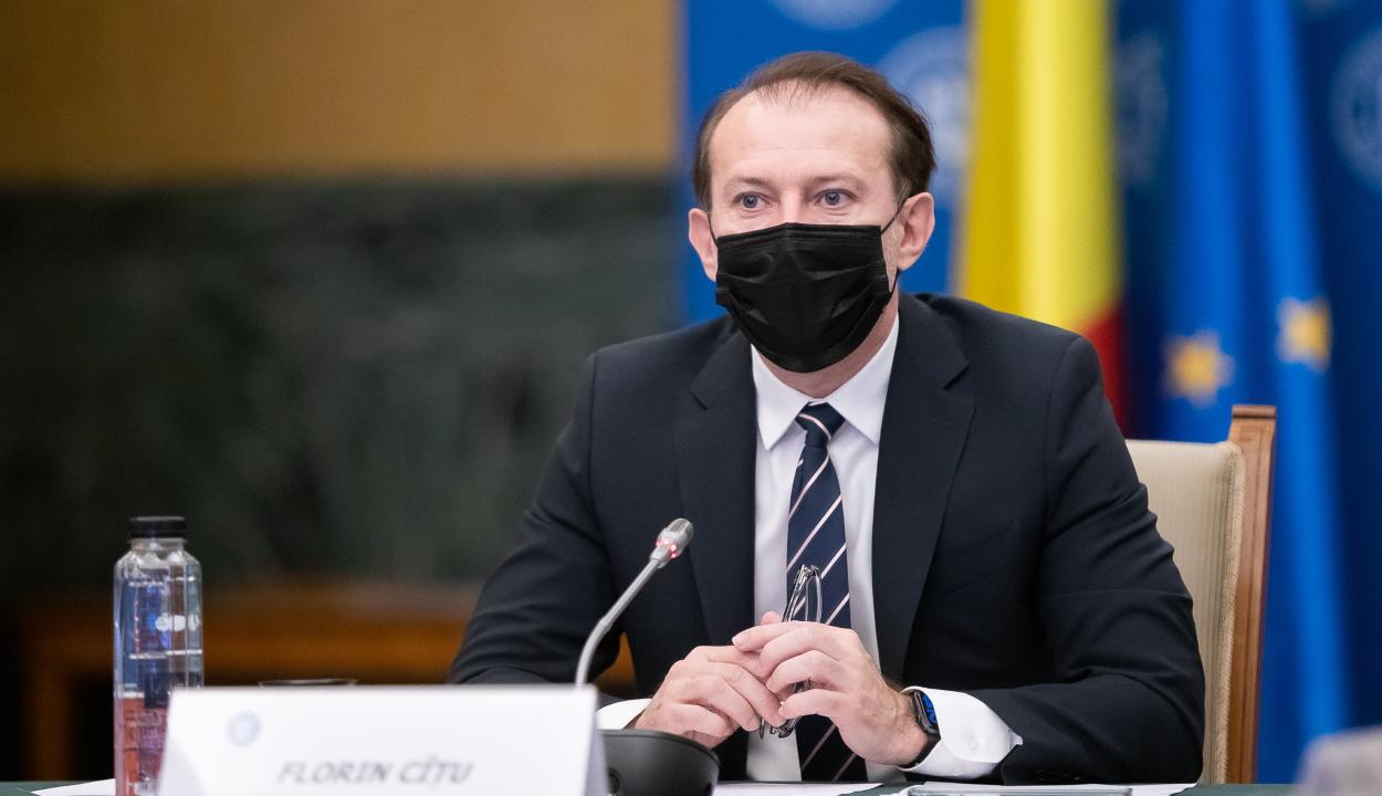 Cîţu: elkészült a költségvetés-kiigazítás első változata