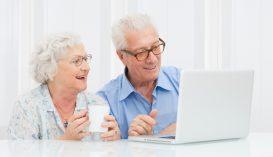 A romániai időskorúak 40 százaléka használja az internetet