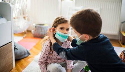 A járvány hatása a gyermekek lelkivilágára