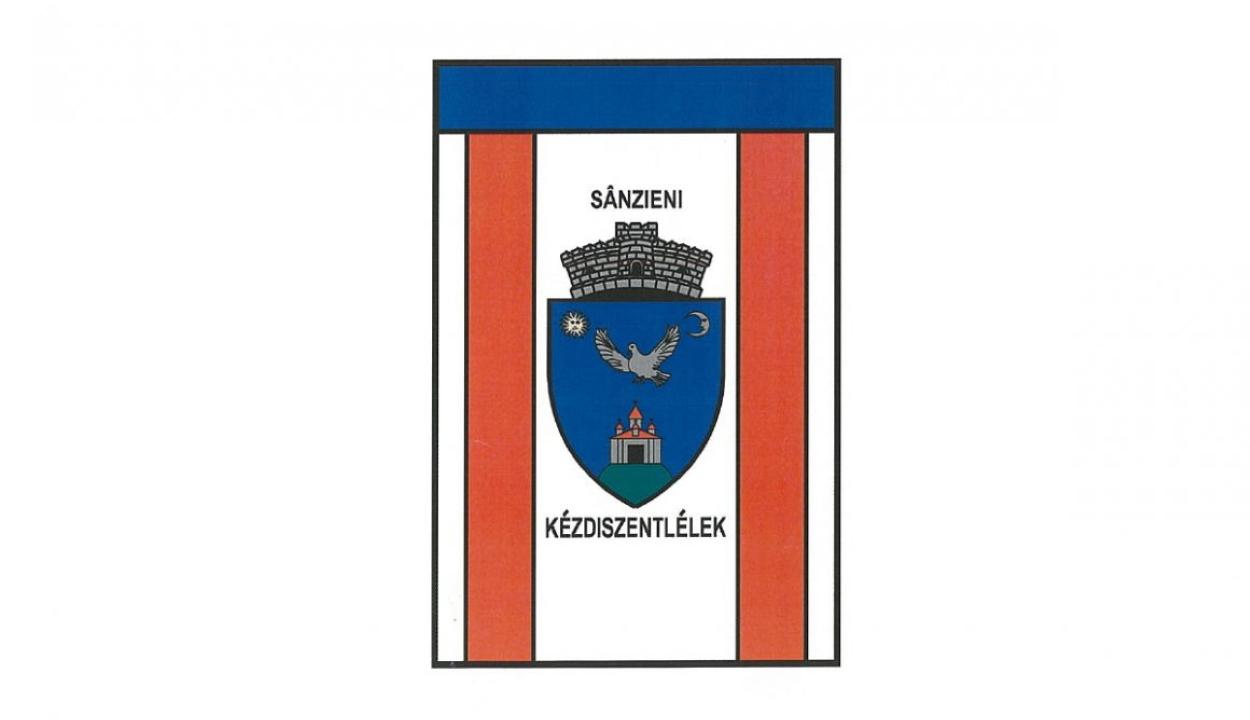 Használhatja a helyi közösség zászlaját Kézdiszentlélek