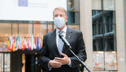 Iohannis: Románia támogatja a digitális Covid-igazolvány gyors és egységes bevezetését