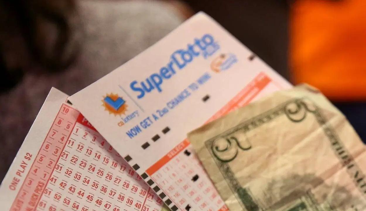 Kimosta győztes lottószelvényét egy kaliforniai nő