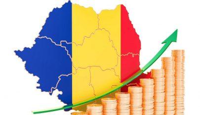 Az IMF 7 százalékra javította a román gazdaság idei növekedésére vonatkozó előrejelzését