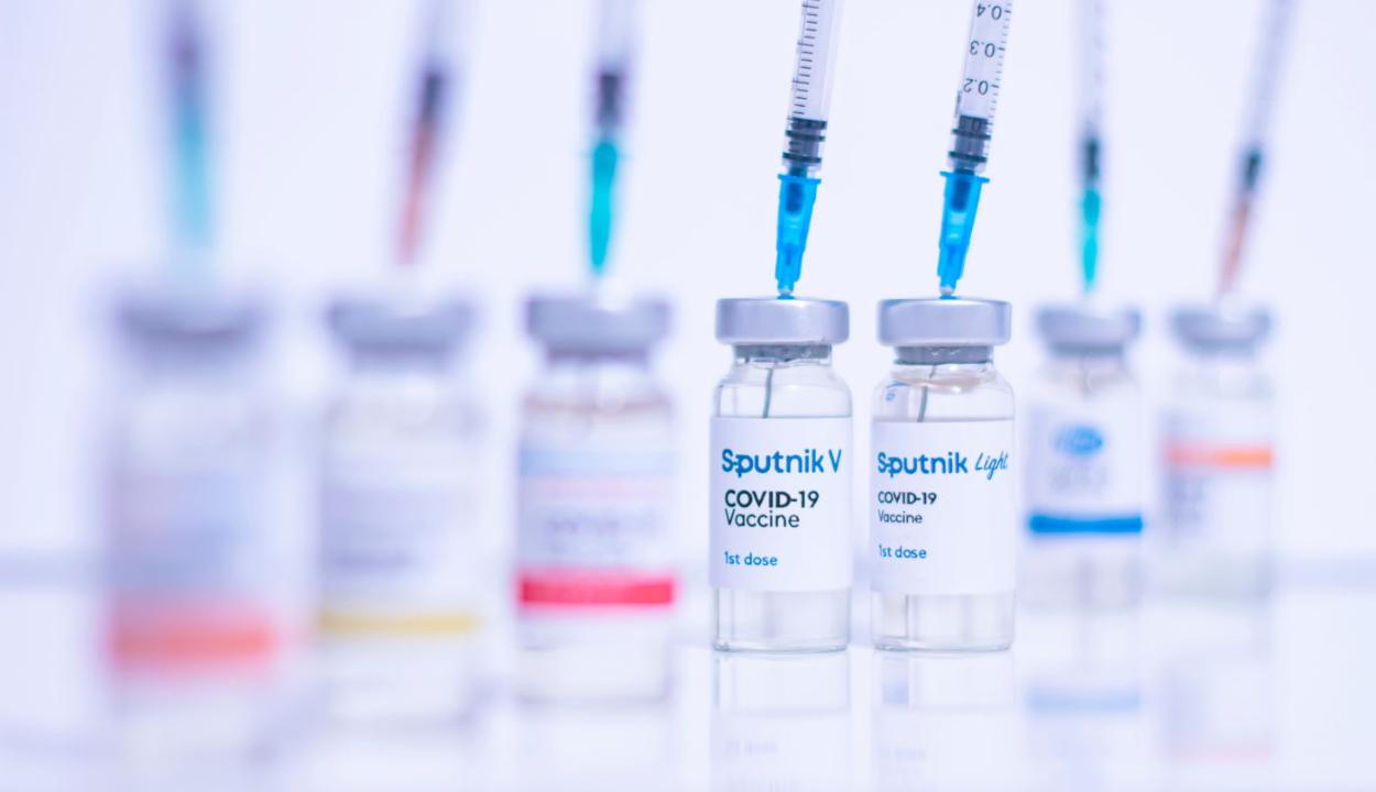 Oroszországban bejegyezték a Szputnyik vakcina egydózisú változatát
