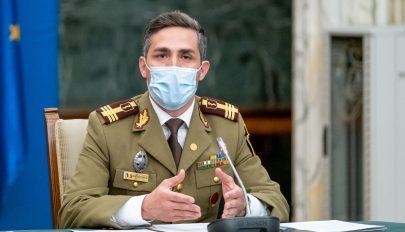 Gheorghiţă: Romániában már kialakult valamiféle közösségi immunitás