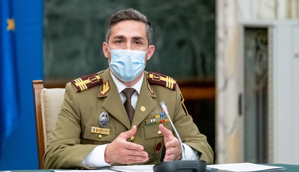 Gheorghiţă: a hideg időszak beálltakor újabb fertőzéshullám kezdődhet