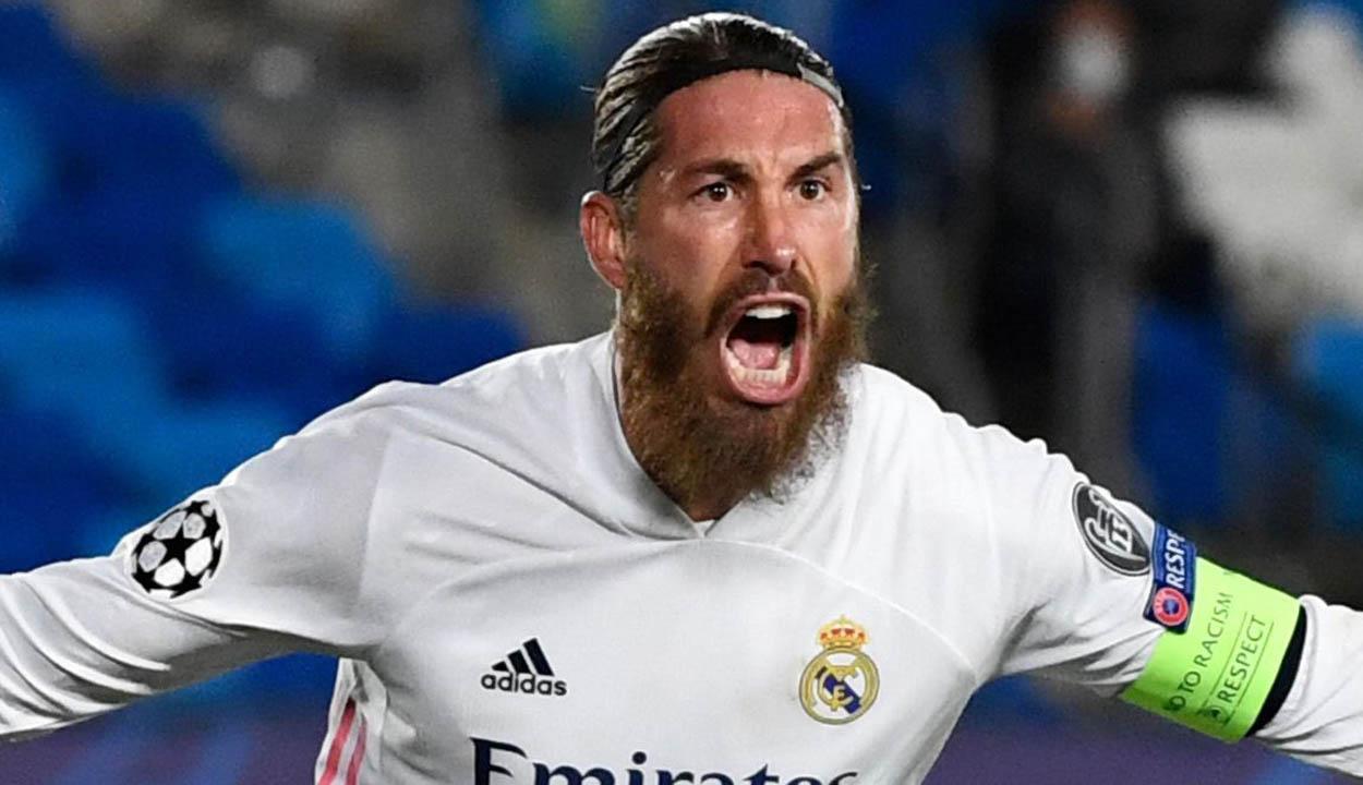 Ramos, a lázadó