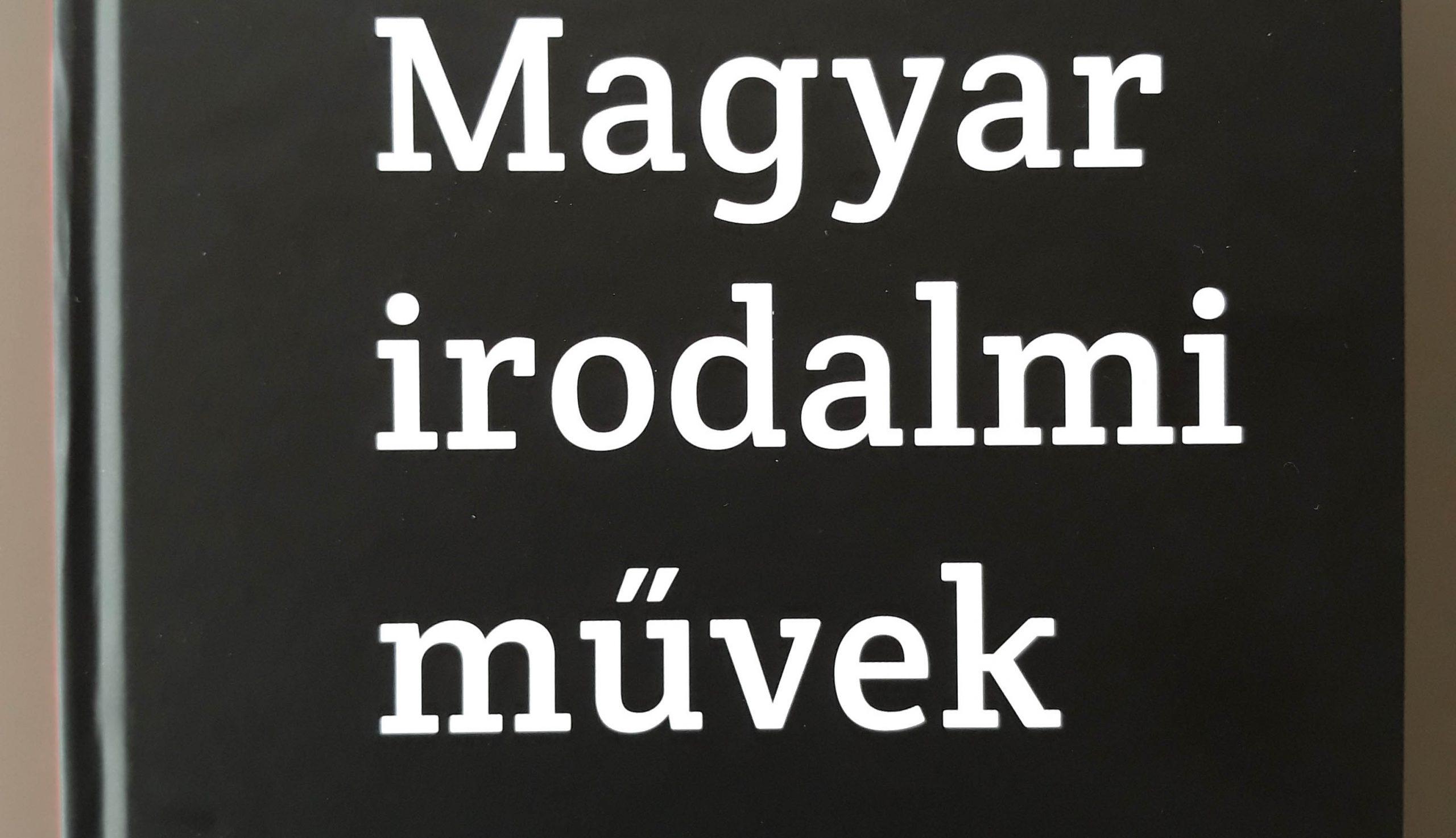 Új magyar irodalmi lexikon