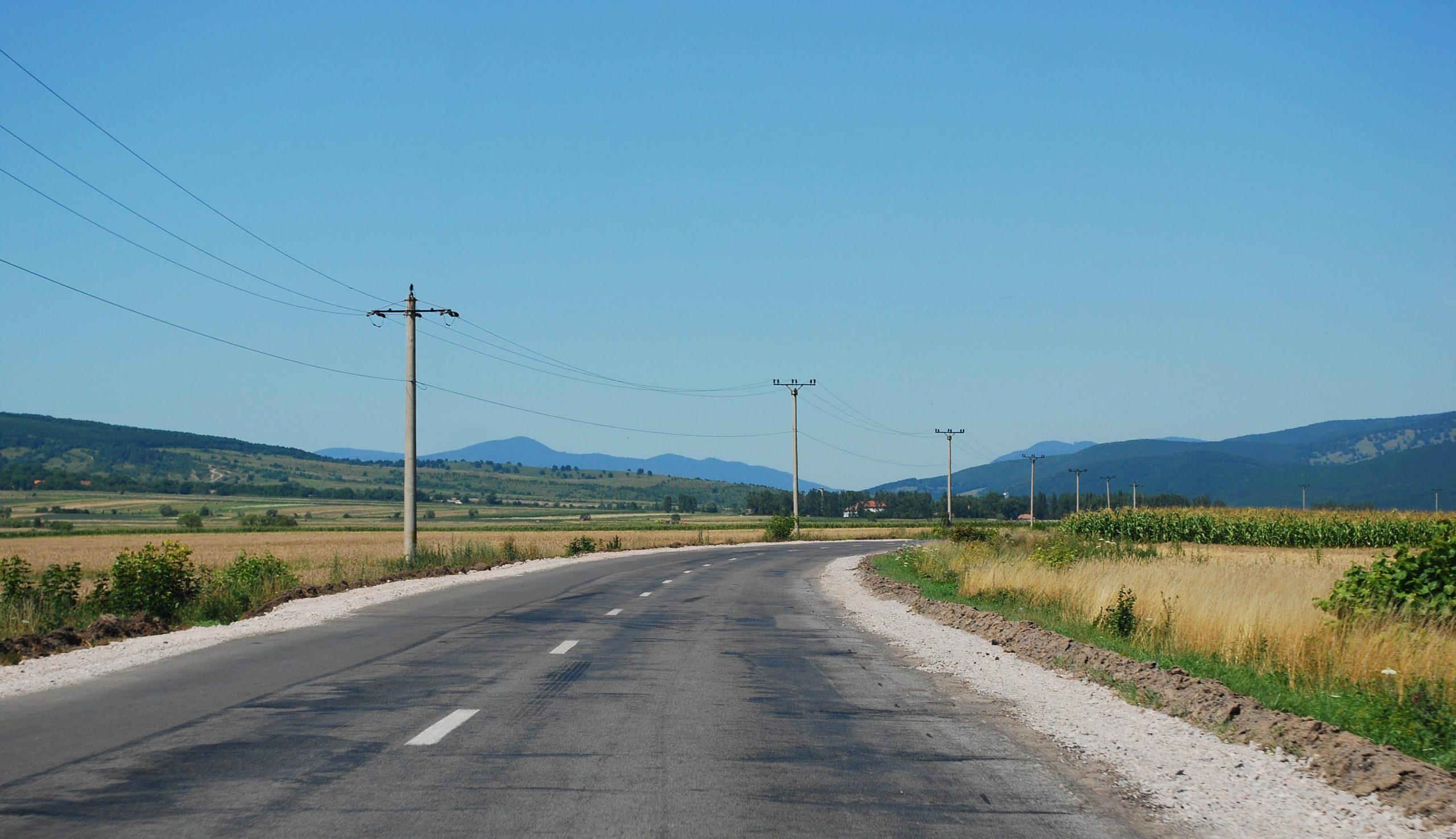 Gyorsforgalmi út Székelyföldön