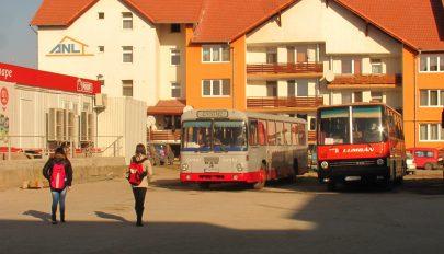 Autóbusszal a falvakra
