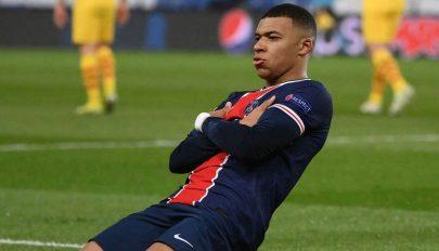 Nem adja el Mbappét a PSG