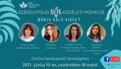 Székelyföldi nők közéleti műhelye – Nőnek való vidék?
