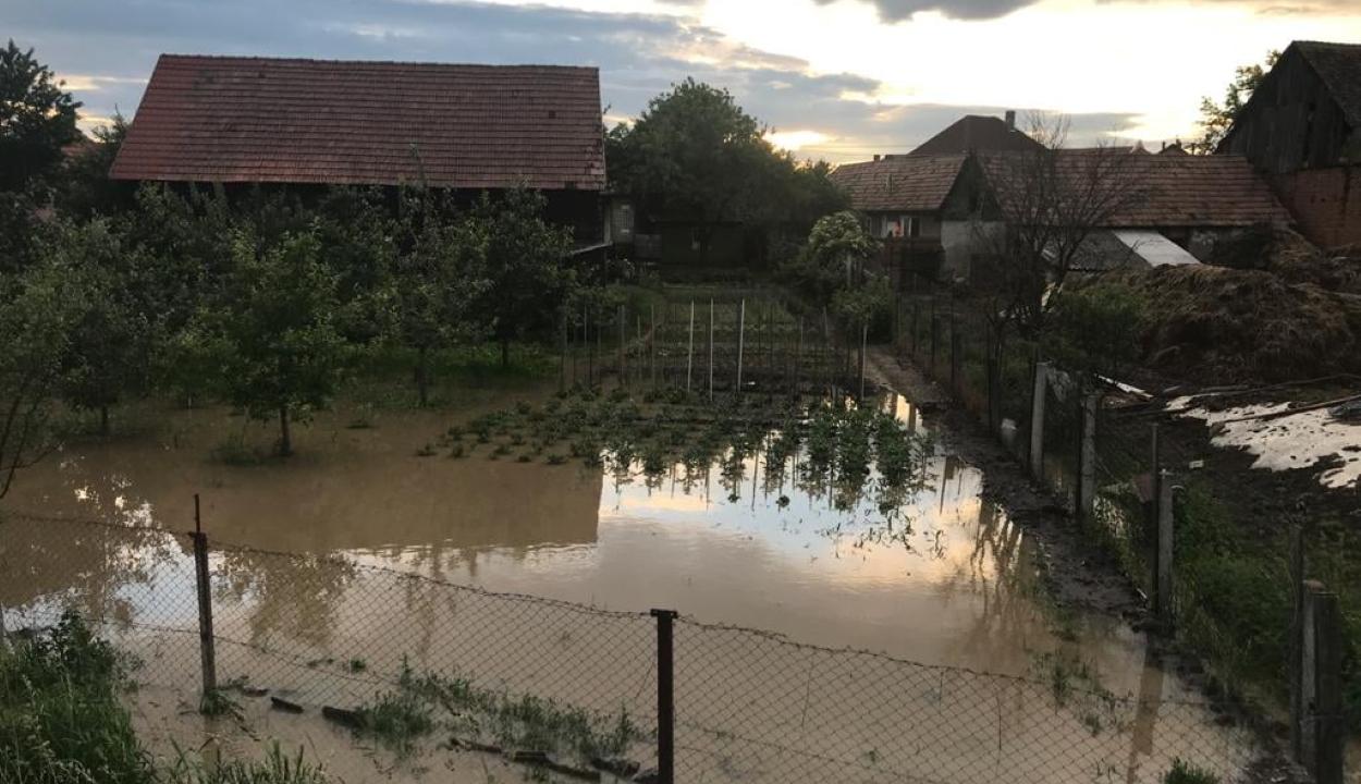 A kormány 155 millió lejt utal ki az árvízkárok helyreállítására