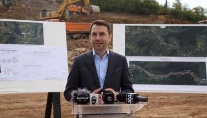 A helyreállítási alapból építenék meg az A3-as autópálya egyik szakaszát