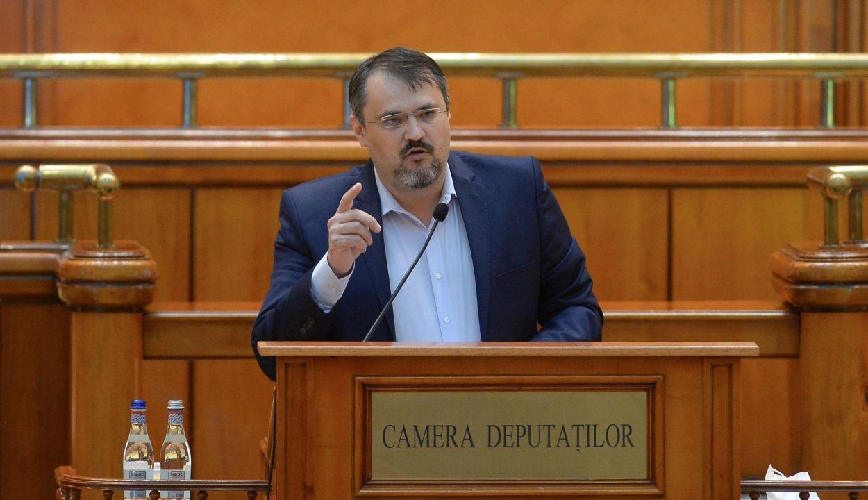 A PSD szerint szabályellenes volt a Cristian Ghinea elleni egyszerű indítvány voksolása