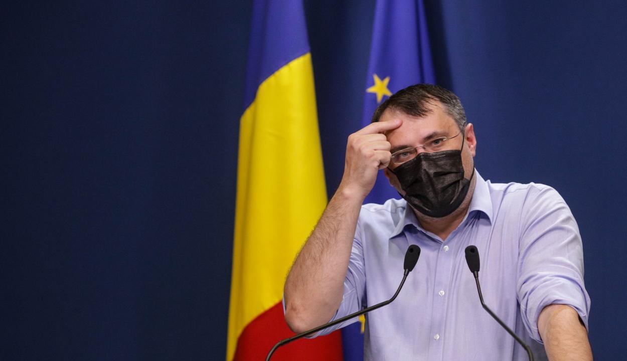 Az alsóház elutasította a Cristian Ghinea miniszter ellen benyújtott egyszerű indítványt