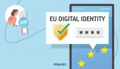 Digitális személyazonosság létrehozását javasolja az Európai Bizottság