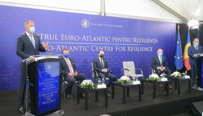 Euroatlanti rezilienciaközpontot avattak Bukarestben