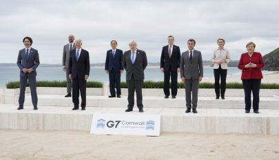 Több mint egymilliárd adag oltást adományoz a G7-csoport a szegényebb országoknak