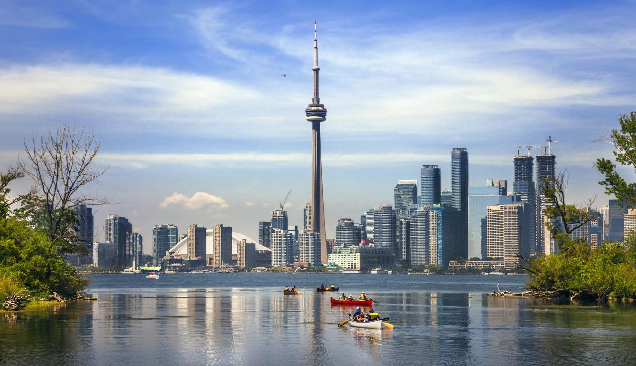 Melegebb van Kanadában, mint Dubajban