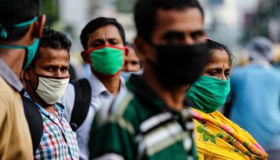Negyven százalékkal fertőzőbb a koronavírus indiai variánsa