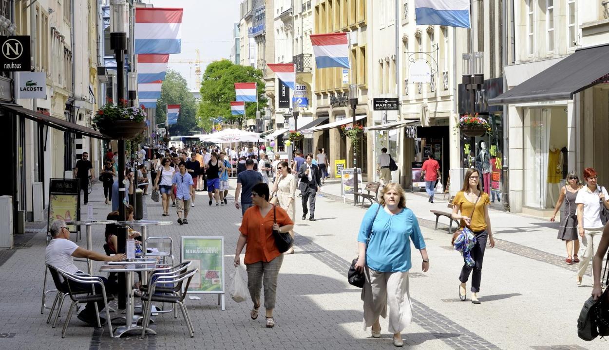 Továbbra is Luxembourg a leggazdagabb EU-tagország