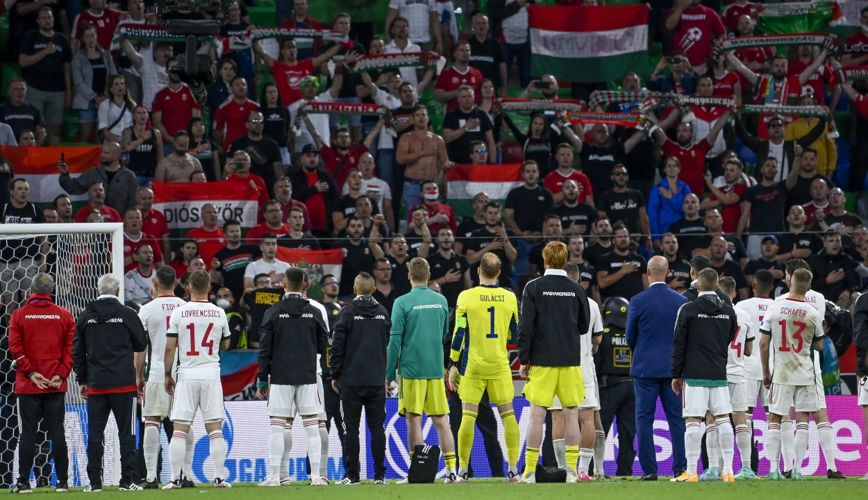 EURO 2020: Nyolcvannégy percig tartott a müncheni csoda