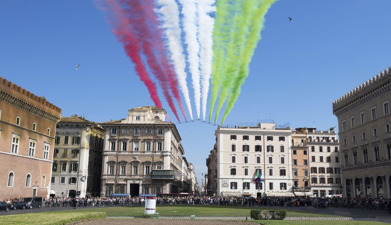 """Olaszországban politikai vita folyik a """"nemzet daláról"""""""