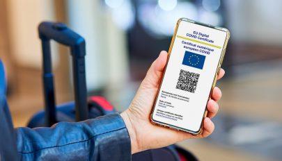 Július elsején jelenik meg Romániában a digitális európai COVID-19 igazolvány
