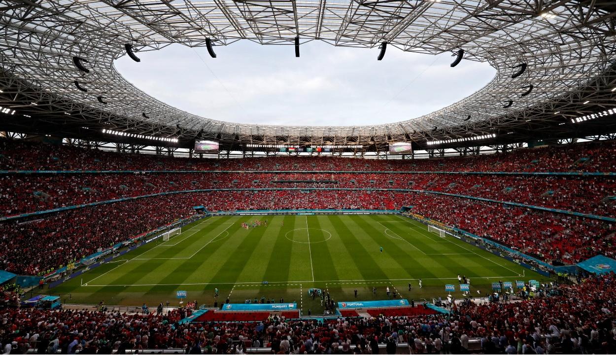 London helyett Budapesten rendezhetik az Eb-döntőt?