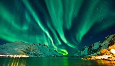 Végre kiderült, mi okozza az északi fényt