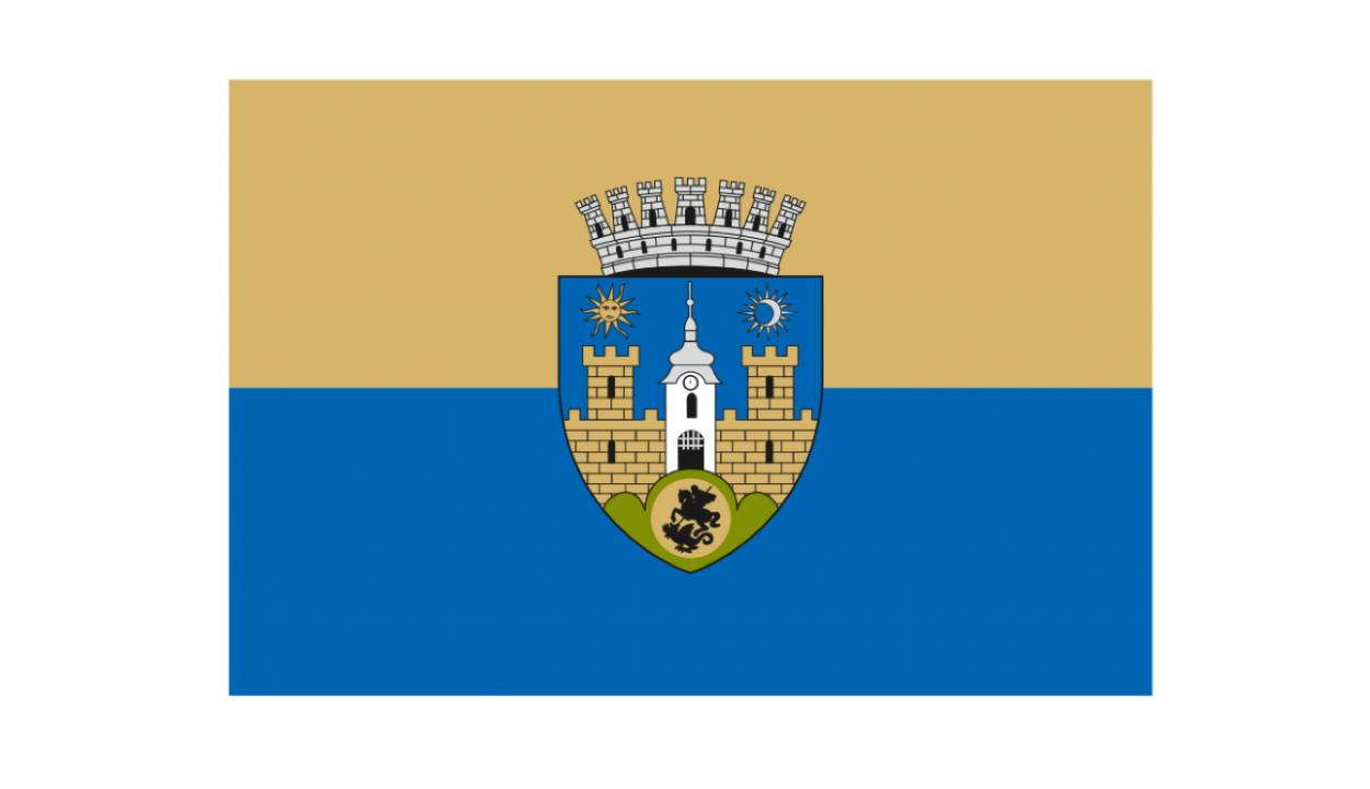 Hivatalosította a kormány Sepsiszentgyörgy zászlaját