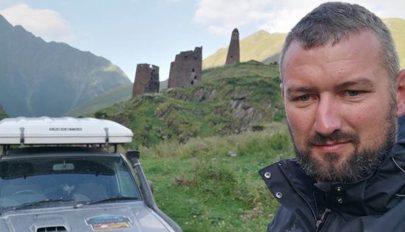 Nehéz terepen a Kaukázusig