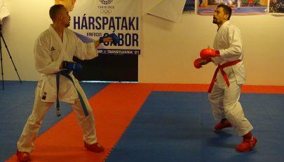 Karateesemény az Arénában