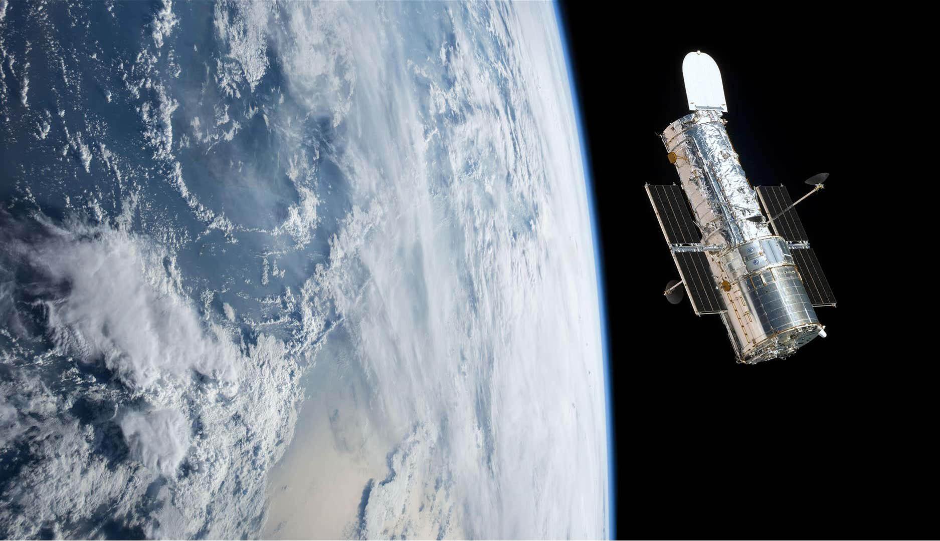 A Hubble-űrtávcső újraélesztése