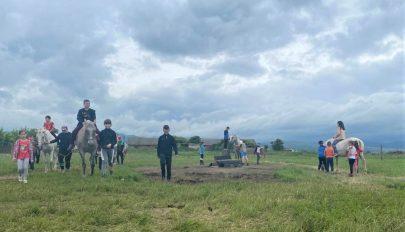 Intenzív lovasíjászképzés