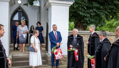 Templomot szenteltek Papolcon