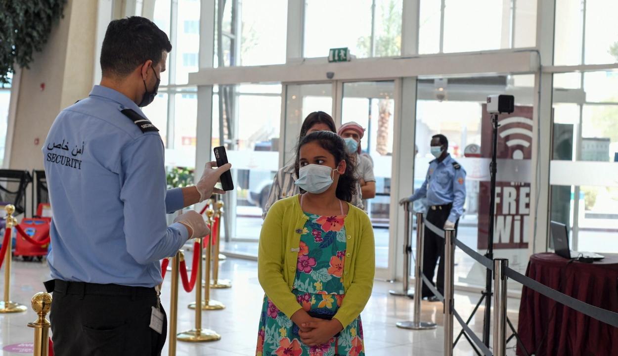 Abu-Dzabiban 5 másodperc alatt, arcról olvassák le, ha valaki koronavírusos