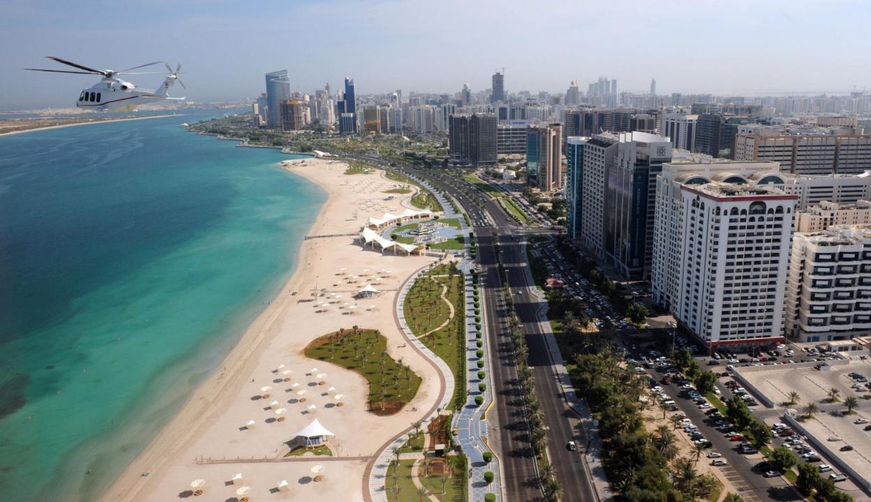 Drónokkal idéznek elő mesterséges esőt Dubajban