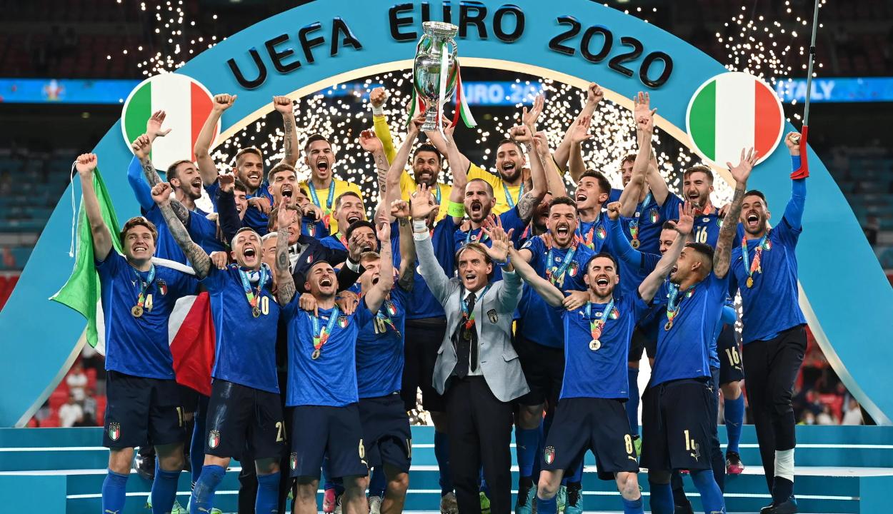 EURO 2020: Olaszország Európa-bajnok